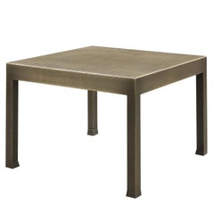 Gong Small Table by Promemoria