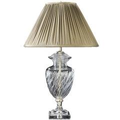 Crystal Table Lamp 2-Lights by Badari