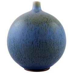 Tomas Anagrius, Swedish Ceramist, Unique Ceramic Vase