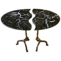 "Set of Coffee Tables ""SWAN"""