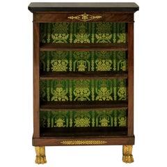 French Empire Bookcase