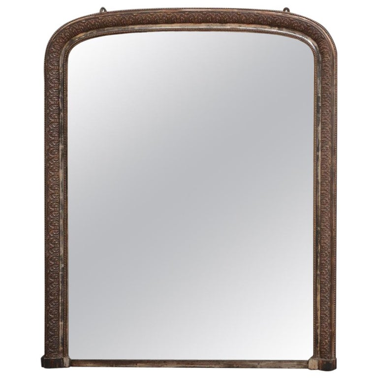 19th Century Wall Mirror For Sale