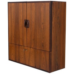 Wall-Mounted Vanity Cabinet by Tove & Edvard Kindt Larsen