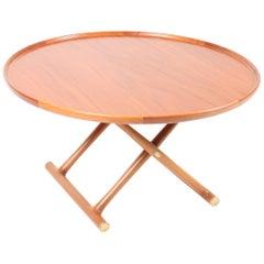 Egyptian Table by Mogens Lassen