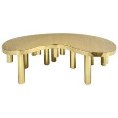 Superego Modern Brass Italian Centre Table