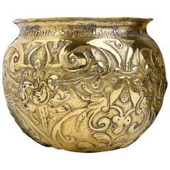 Rare Antique Silver Tumbler Cup, circa 1600