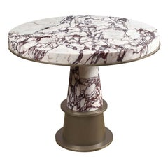 Tornasole Marble Dining Table by Promemoria
