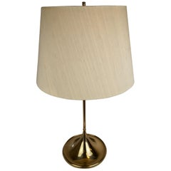 Bergbom B-024 Table Lamp 1960s, Sweden