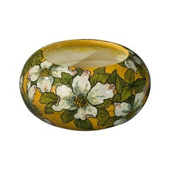 Bowl with Dogwood Blossoms