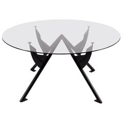 """President M"" Dining Table by Philippe Starck for Cerruti Baleri, Italy, 1984"