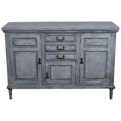 Antique Louis XVI Style Buffet