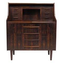 Rosewood Secretary Desk