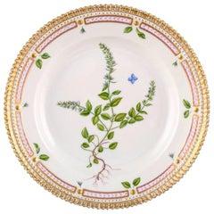 Royal Copenhagen Flora Danica Salad Plate # 20/3573