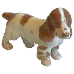 Bing & Grondahl Figurine of Cocker Spaniel No 2172