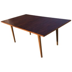 Dunbar Rosewood Dining Table, Conference Table Expandable, Stunning