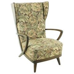 Original 1950s Wingback Chair