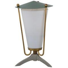 Kleine Kalmar Tischlampe, circa 1960er Jahre