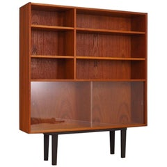 Danish Design Bookcase Vintage Teak, 1960-1970