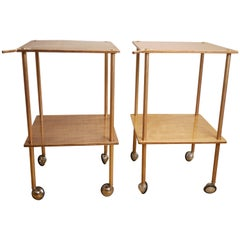 Pair of Caccia Dominioni Carts for Azucena, 1957
