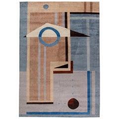 Modern Deco Designed Rug