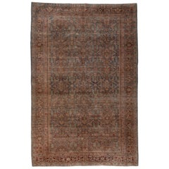 Fine Antique Persian Farahan Rug, circa 1900s