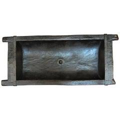 French 18th Century Trough, Sink