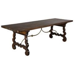 Spanischer Feuerfester Tisch im Barocken Stil