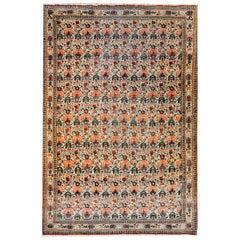 Amazing Early 20th Century Tehran Rug