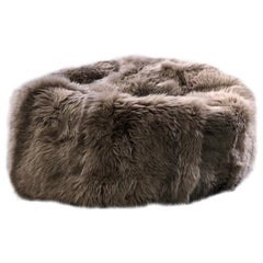 Shaggy Large Merino Sheepskin Bean Bag Chair View More Colors, Australian Made