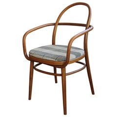 Midcentury Chair No.165 by Radomir Hofman for TON
