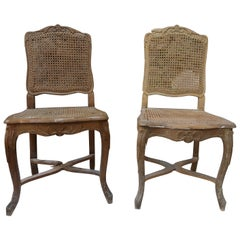 18th Century Rococo Set of Chairs