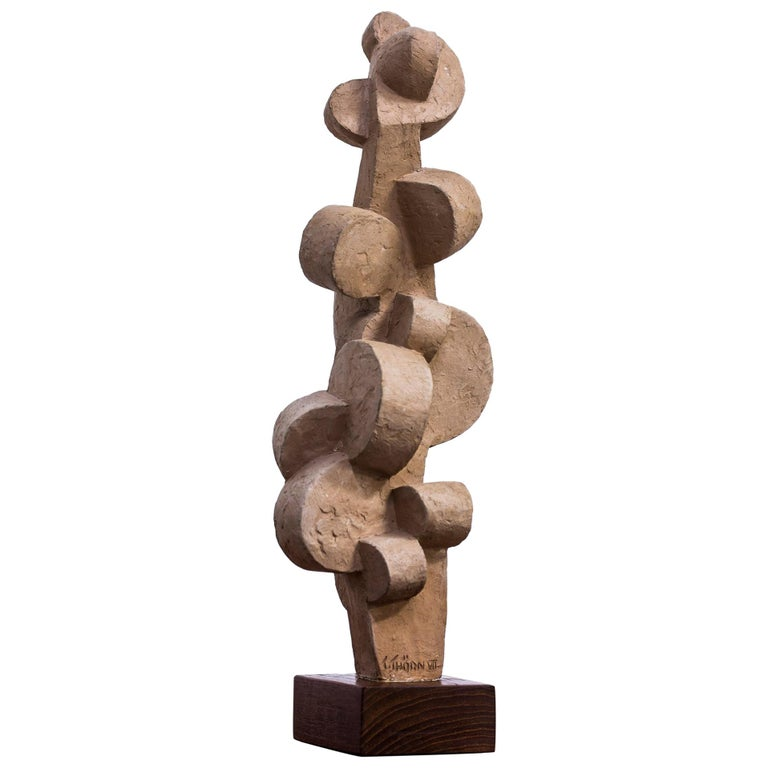 Sculpture by Thure Thörn, Sweden, circa 1955 For Sale