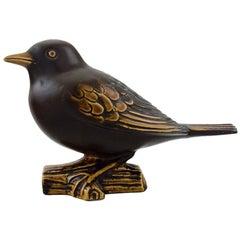 Sven Wejsfelt for Gustavsberg, Bird in Stoneware
