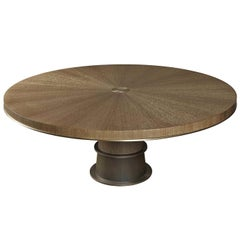 Tornasole Wooden Dining Table By Promemoria Gong Small