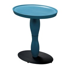 Mediterranée Blue Small Table by Promemoria