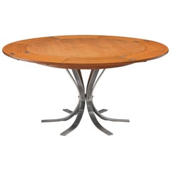 Dyrlund 'Flip-Top' Table in Teak
