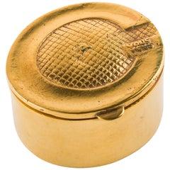 Line Vautrin - J'ai Grand Appétit de Vous - Gilded Bronze Box