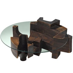 Nerone and Patuzzi Rare Sculptural Coffee Table