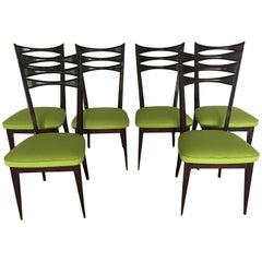 Sechs Stühle von Stella