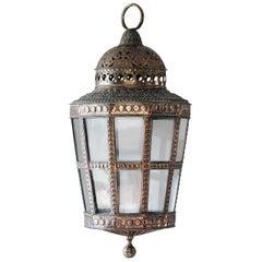 18th Century Swedish Baroque Lantern