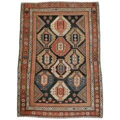 Antique Persian Kurd Rug