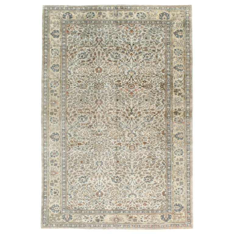 Vintage Turkish Sivas Carpet For Sale