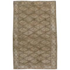 Antique Central Asian Turkoman Carpet