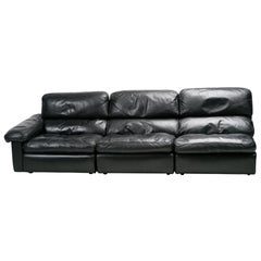 Poltrona Frau Petronio Sectional Sofa by Agnoli