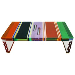 Studio Superego Modern Italian Coffee Table