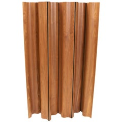 Bent Plywood Folding Screen
