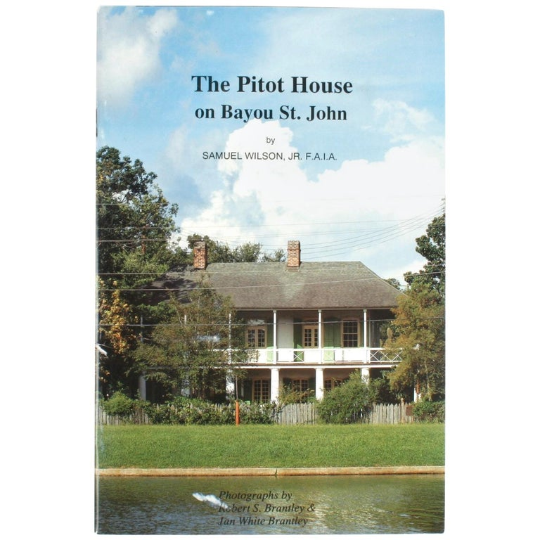 <i>The Pitot House on Bayou St. John,</i> 1992, offered by NPT Books