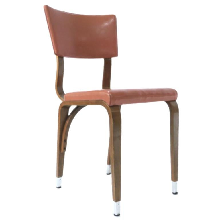 1950s Thonet Bentwood Bent Plywood Dining, Cafe or Desk Chairs,