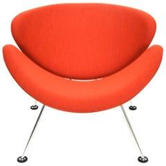 Orange Slice Jr Chair by Pierre Paulin in Kvadrat 'Divina 3', Netherlands