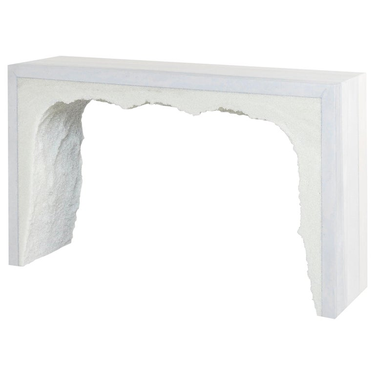 Ombre Strata 3 Console by Fernando Mastrangelo, 1stdibs New York For Sale